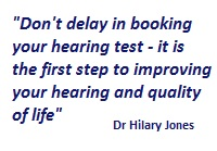 Hearing Test Free Chelmsford essex Free Parking Private Hilary Jones Hidden Hearing